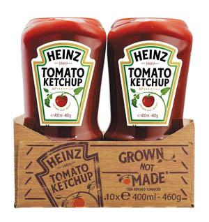 heinz tom ketchup